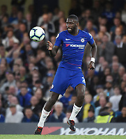 Antonio Rudiger of Chelsea <br /> 29-09-2018 Premier League <br /> Chelsea - Liverpool<br /> Foto PHC Images / Panoramic / Insidefoto <br /> ITALY ONLY