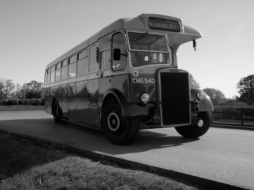 Leyland Buses - 1954
