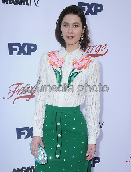 """11 May 2017 - North Hollywood, California - Mary Elizabeth Winstead. FX's """"Fargo"""" FYC Event held at the Saban Media Center at the Television Academy in North Hollywood. Photo Credit: Birdie Thompson/AdMedia"""