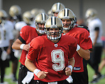 New Orleans Saints Training Camp-2010