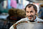 "THIS PHOTO IS AVAILABLE AS A PRINT OR FOR PERSONAL USE. CLICK ON ""ADD TO CART"" TO SEE PRICING OPTIONS.   Roma man in Srbobran, Serbia."