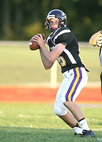 Football vs Martinsville 8-17-12