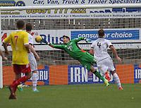 Albion Rovers v St Mirren 030916