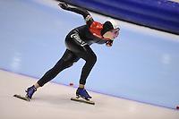 SCHAATSEN: HEERENVEEN: Thialf, World Cup, 04-12-11, 1000m A, Christine Nesbitt CAN, ©foto: Martin de Jong