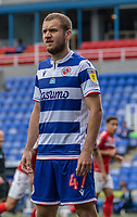 Reading's George Puscas <br /> <br /> Photographer David Horton/CameraSport<br /> <br /> The EFL Sky Bet Championship - Reading v Middlesbrough - Tuesday July 14th 2020 - Madejski Stadium - Reading<br /> <br /> World Copyright © 2020 CameraSport. All rights reserved. 43 Linden Ave. Countesthorpe. Leicester. England. LE8 5PG - Tel: +44 (0) 116 277 4147 - admin@camerasport.com - www.camerasport.com