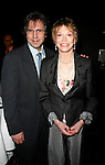 Mary Tyler Moore & husband Robert Levine<br />attending the book Party for the debut release of Bernadette Peter's BROADWAY BARKS at Le Cirque Restaurant in New York City.<br />May 12, 2008
