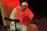 20130617 VATICANO: PAPA FRANCESCO APRE IL CONVEGNO PASTORALE DELLE DIOCESI DI ROMA