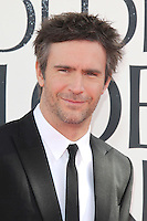 BEVERLY HILLS, CA - JANUARY 13: Jack Davenport at the 70th Annual Golden Globe Awards at the Beverly Hills Hilton Hotel in Beverly Hills, California. January 13, 2013. Credit: mpi29/MediaPunch Inc. /NortePhoto