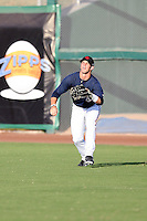 Bryce Harper - Scottsdale Scorpions - 2010 Arizona Fall League - Harper, the 2010 1st overall draft pick of the Washington Nationals, works out at Scottsdale Stadium with his AFL teammates prior to the game against the Surprise Rafters - 10/19/2010.Photo by:  Bill Mitchell/Four Seam Images..