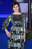"Emily Mortimer<br /> arriving for the ""Mary Poppins Returns"" premiere at the Royal Albert Hall, London<br /> <br /> ©Ash Knotek  D3467  12/12/2018"