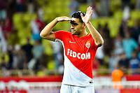 Radamel Falcao (AS Monaco)<br /> 04-08-2017 <br /> Monaco - Toulouse <br /> Calcio Ligue 1 2017/2018 <br /> Foto Scanella/ Panoramic/Insidefoto