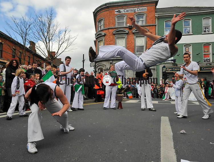 The Ennis St Patrick's Day Parade Photograph by John Kelly.