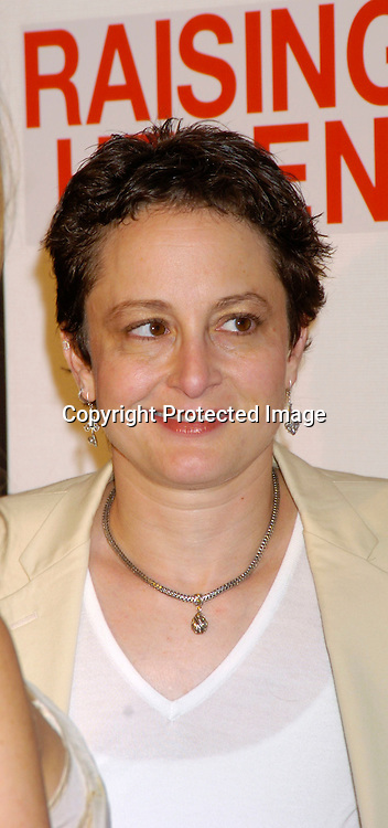 """Nina Jacobson ..at the Opening Night of The Tribeca Film Festival screening of """"Raising Helen"""" on May 1, 2004 at the ..Tribeca Performing Arts Center. ..Photo By Robin Platzer, Twin Images.."""