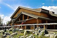 Denali National Park Visitors Center, Denali, Alaska, USA