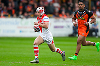 Picture by Alex Whitehead/SWpix.com - 12/05/2018 - Rugby League - Ladbrokes Challenge Cup - Castleford Tigers v St Helens - Mend-A-Hose Jungle, Castleford, England - St Helens' Theo Fages.