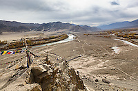 Indus Valley, ladakh Region, Jammu and Kashmir, India