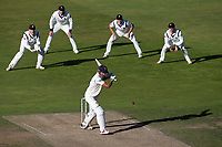 Alastair Cook in batting action for Essex during Warwickshire CCC vs Essex CCC, Specsavers County Championship Division 1 Cricket at Edgbaston Stadium on 11th September 2019