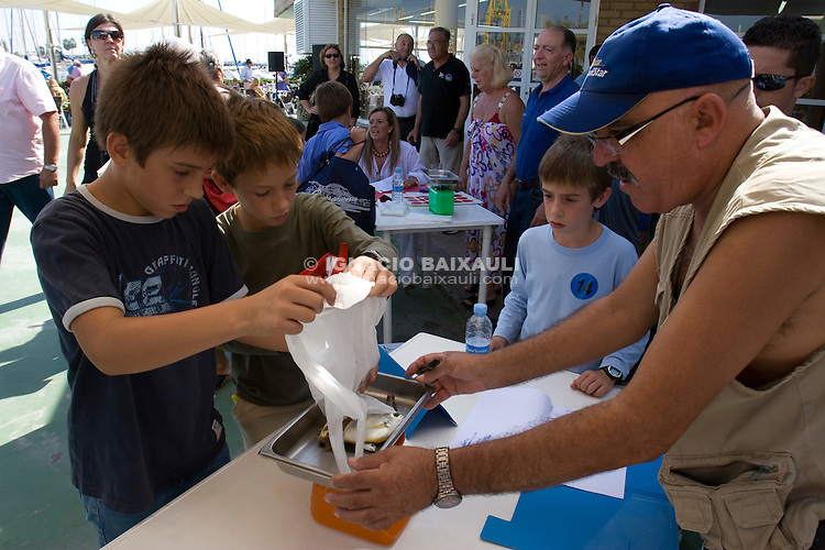 TROFEO DE PESCA MEMORIAL J.VICENT - ESPECIAL INFANTIL - Real Club Náutico de Valencia 2009Foto