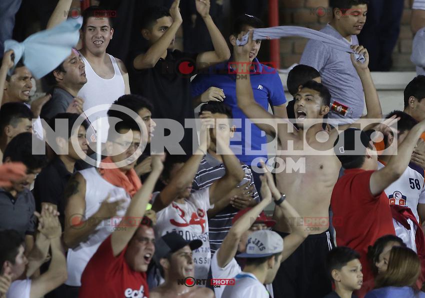 CimarronesFc  vs Juarez, durante el penúltimo juego de la temporada del torneo Clausura 2016 de la Liga de ascenso MX.