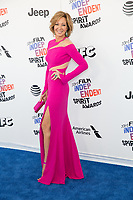 SANTA MONICA, CA - MARCH 3: Allison Janney at the 2018 Film Independent Spirit Awards in Santa Monica, California on March 3, 2018. <br /> CAP/MPI/SR<br /> &copy;SR/MPI/Capital Pictures