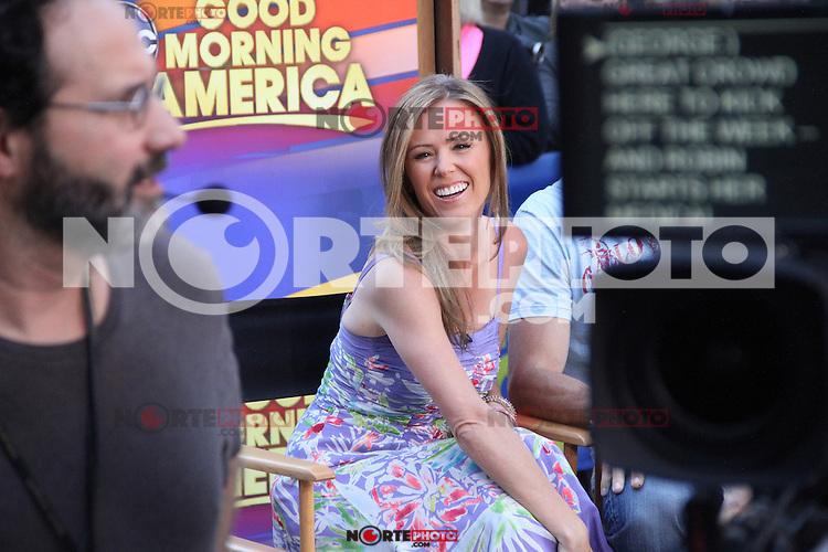 NEW YORK, NY - SEPTEMBER 10: Trista Sutter at Good Morning America in New York City. ©RW/MediaPunch Inc. /NortePhoto.com<br /> <br /> **CREDITO*OBLIGATORIO** *No*Venta*A*Terceros*<br /> *No*Sale*So*third*...