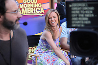 NEW YORK, NY - SEPTEMBER 10: Trista Sutter at Good Morning America in New York City. © RW/MediaPunch Inc. /NortePhoto.com<br />