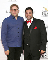 LOS ANGELES - SEP 30:  Brian Crano, Ron Truppa at the Catalina Film Festival - September 30 2017 at the Casino on Catalina Island on September 30, 2017 in Avalon, CA