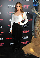 www.acepixs.com<br /> <br /> April 20 2017, New York City<br /> <br /> Rose Williams arriving at the premiere of 'American Gods' at the ArcLight Cinemas Cinerama Dome on April 20, 2017 in Hollywood, California.<br /> <br /> By Line: Peter West/ACE Pictures<br /> <br /> <br /> ACE Pictures Inc<br /> Tel: 6467670430<br /> Email: info@acepixs.com<br /> www.acepixs.com
