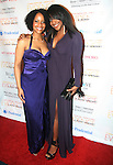Alicia Criner and Ann-Marie MacFarlane Attend the 7th Annual Evidence Gala...A Breath of Spring Hosted by Law & Order Actress Tamara Tunie and Jazz Vocalist Gregory Generet Held at The Grand Ballroom at Manhattan Center, NY  4/12/2011