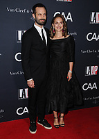 07 October  2017 - Los Angeles, California - Benjamin Millepied, Natalie Portman. L.A. Dance Project's Annual Gala held at LA Dance Project in Los Angeles.  <br /> CAP/ADM/BT<br /> &copy;BT/ADM/Capital Pictures