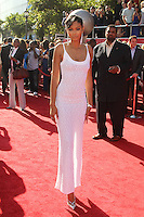 Chanel Iman at the 2012 ESPY Awards at Nokia Theatre L.A. Live on July 11, 2012 in Los Angeles, California. &copy;&nbsp;mpi20/MediaPunch Inc. *NORTEPHOTO*<br />