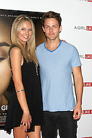"""LOS ANGELES - MAR 27:  Melissa Ordway, Lachlan Buchanan at the """"A Girl Like Her"""" Screening at the ArcLight Hollywood Theaters on March 27, 2015 in Los Angeles, CA"""