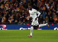 Pictured: Roland Lamah. Sunday 24 February 2013<br /> Re: Capital One Cup football final, Swansea v Bradford at the Wembley Stadium in London.
