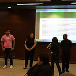 "Dec. '14 4th Place Winners – ""Licks"", Lorenzo Najera, Jaime Alvarado, Ana Cardona, & Derrell Brooks"