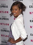 Gabrielle Union at the NYLON + EXPRESS AUGUST DENIM ISSUE PARTY held at The London in West Hollywood, California on August 10,2010                                                                               © 2010 Debbie VanStory / Hollywood Press Agency