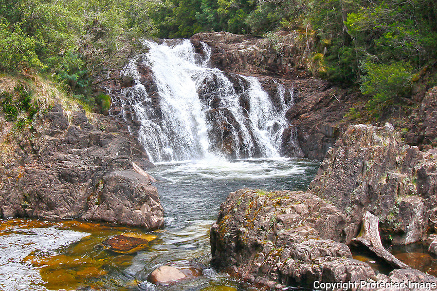 04_Arm Falls, Arm River Forest Reserve, North Central Tasmania