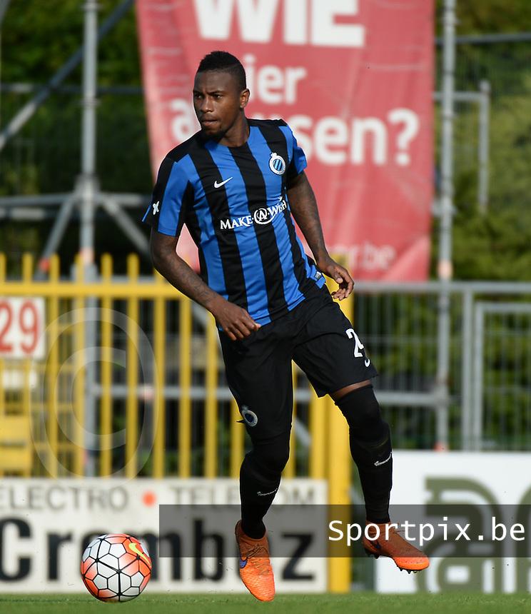 Club Brugge KV : Stefano Denswil <br /> foto VDB / BART VANDENBROUCKE