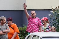 13-08-19 Hellersdorf Konflikt um Unterkunft