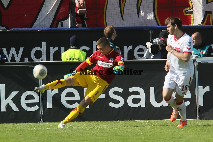 Patric Klandt (FSV) - FSV Frankfurt vs. 1. FC Koeln, Frankfurter Volksbank Stadion