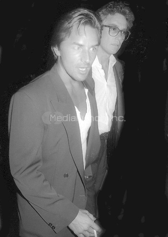 Don Johnson Undated<br /> Photo By John Barrett/PHOTOlink/MediaPunch