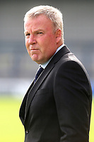 Portsmouth Manager, Kenny Jackett during AFC Wimbledon vs Portsmouth, Sky Bet EFL League 1 Football at the Cherry Red Records Stadium on 13th October 2018
