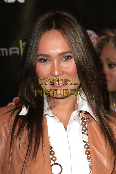 TIA CARRERE.2005 Radio Music Awards - Arrivals held at the Aladdin Hotel, Las Vegas, Nevada..December 19th, 2005.Photo: Zach Lipp/AdMedia/Capital Pictures.Ref: ZL/ADM.headshot portrait .www.capitalpictures.com.sales@capitalpictures.com.© Capital Pictures.