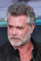 """HOLLYWOOD, LOS ANGELES, CA, USA - MARCH 11: Ray Liotta at the World Premiere Of Disney's """"Muppets Most Wanted"""" held at the El Capitan Theatre on March 11, 2014 in Hollywood, Los Angeles, California, United States. (Photo by Xavier Collin/Celebrity Monitor)"""