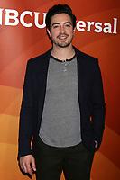 LOS ANGELES - JAN 9:  Ben Feldman at the NBC TCA Winter Press Tour at Langham Huntington Hotel on January 9, 2018 in Pasadena, CA