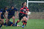 K. Kahui looks to unload after making a midfield break. Counties Manukau Division 2 Rugby game between Onewhero & Papakura played up on the hill at Onewhero on Saturday June 28th 2008..Papakura won 25 - 13 after Onewhero led 10 - 8 at halftime.