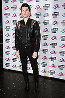 James Bay at the VO5 NME Awards 2018 at the Brixton Academy, London, UK. <br /> 14 February  2018<br /> Picture: Steve Vas/Featureflash/SilverHub 0208 004 5359 sales@silverhubmedia.com