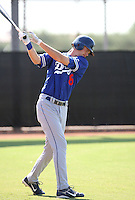 Kyle Russell / Los Angeles Dodgers 2008 Instructional League..Photo by:  Bill Mitchell/Four Seam Images