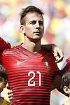 Joao Pereira (POR), JUNE 26, 2014 - Football / Soccer : FIFA World Cup Brazil<br /> match between Portugal and Ghana at the Estadio Nacional in Brasilia, Brazil. (Photo by AFLO) [3604]