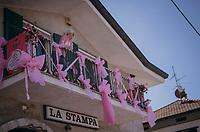decorated<br /> <br /> Stage 15: Valdengo &rsaquo; Bergamo (199km)<br /> 100th Giro d'Italia 2017