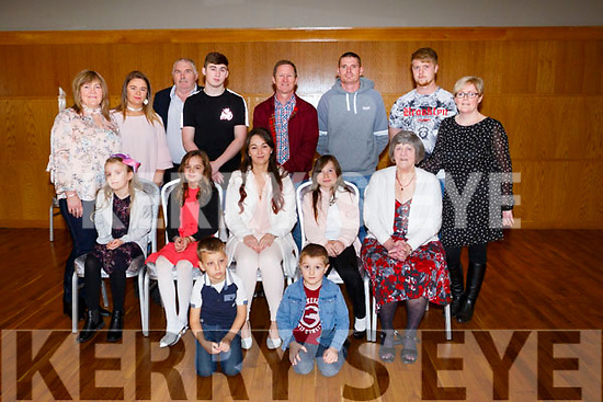 simone Ball kilflynn celebrates her 30th Birthday with family at Ballyroe Heights on Sunday